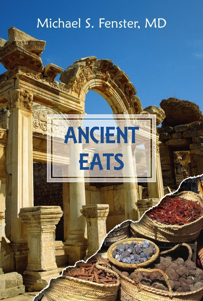 Ancient Eats Book Cover