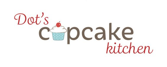 Dots Cupcake Kitchen Logo