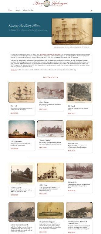 History Newburyport Homepage