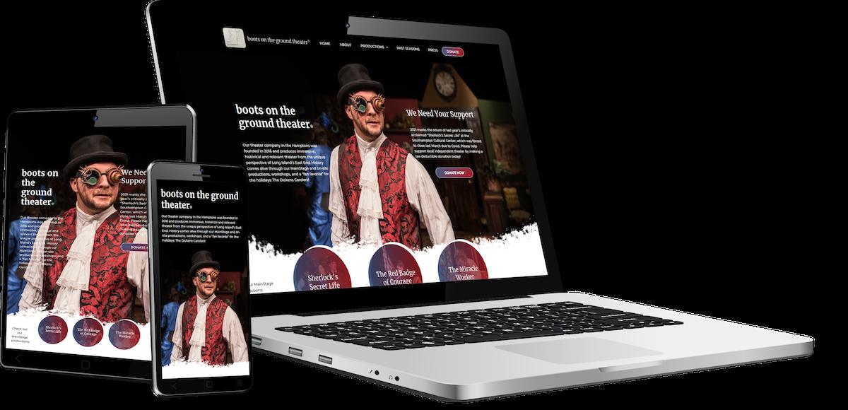 Nonprofit Web Design Company in Orlando