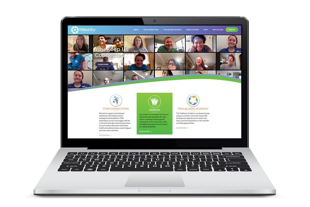 starability foundation homepage
