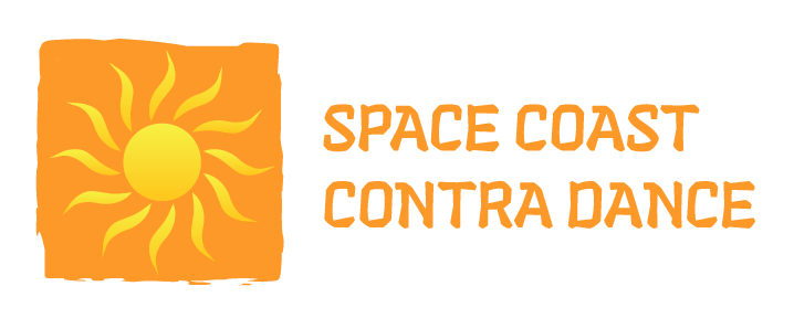 Space Coast Contra Dance Logo