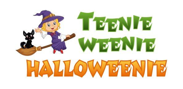 Teenie Weenie Halloweenie Logo