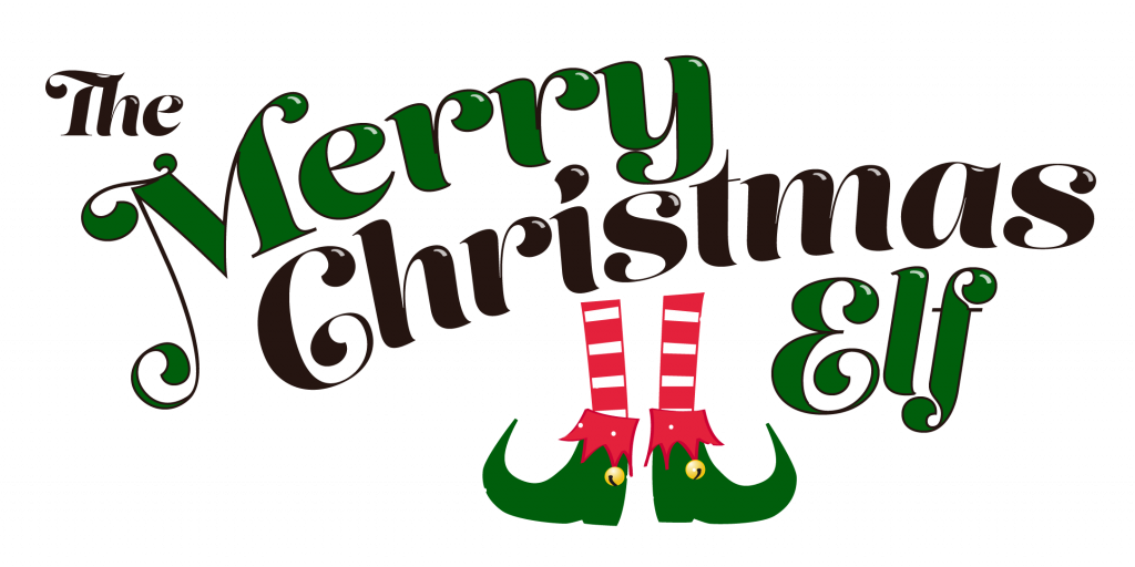 The Merry Christmas Elf Logo