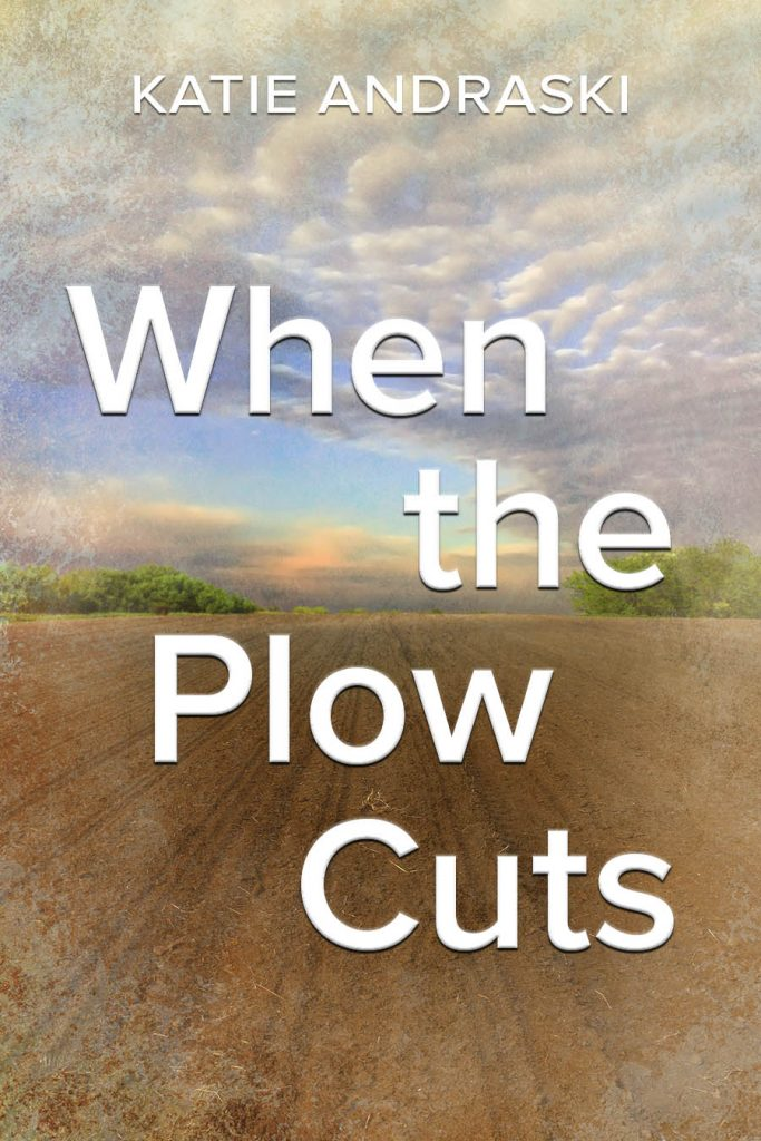 When the Plow Cuts Book Cover